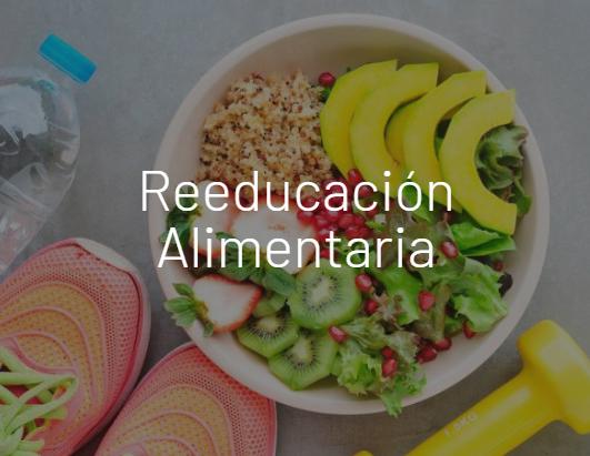 Reeducación Alimentaria | Depordiet