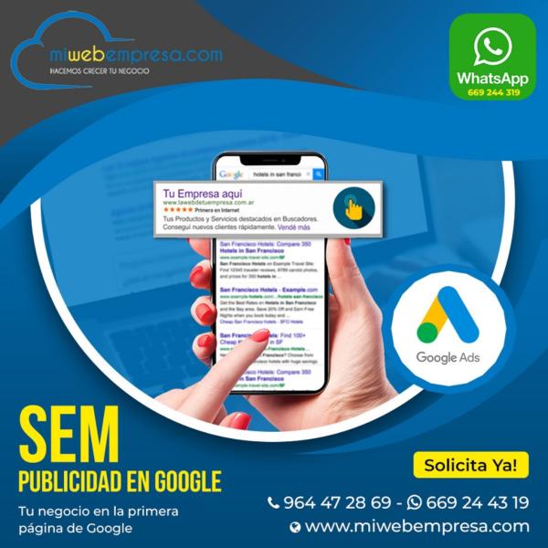 SEO y SEM | guiabenicarlo.com