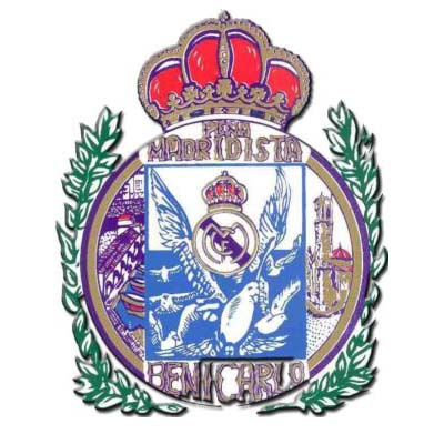 Logo Peña Madridista Benicarló