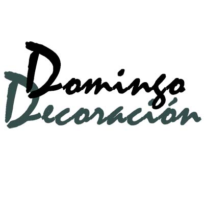 Logo Domingo Decoración