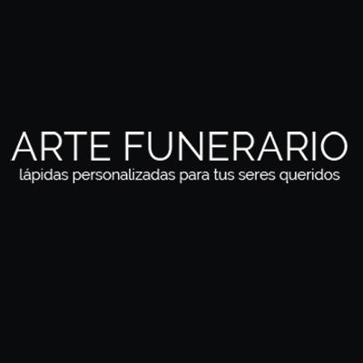 Logo Arte Funerario Moderno