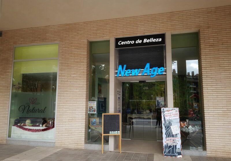 Centro De Belleza New Age