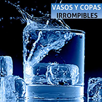 Vasos irrompibles en Benicarló