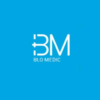 Logo Blomédic