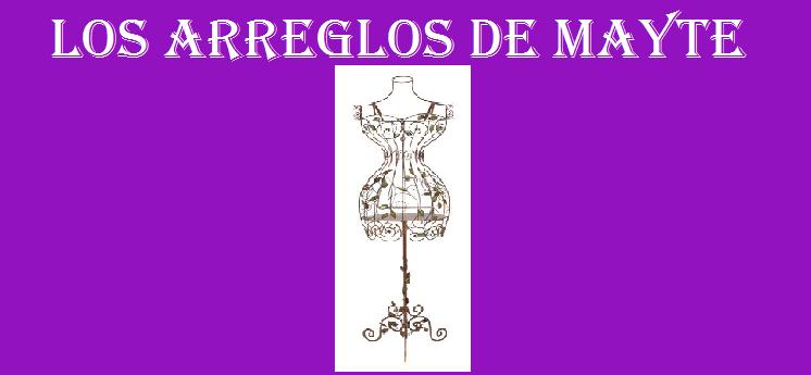 Logo Los Arreglos de Mayte