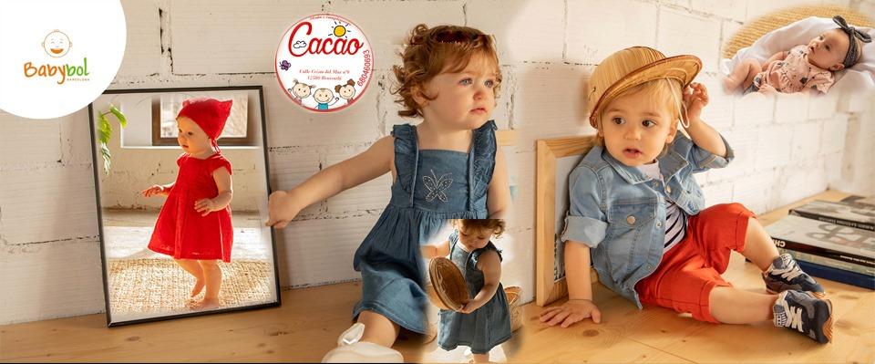 Moda y complementos para todas las edades en Benicarló | Cacao Benicarló