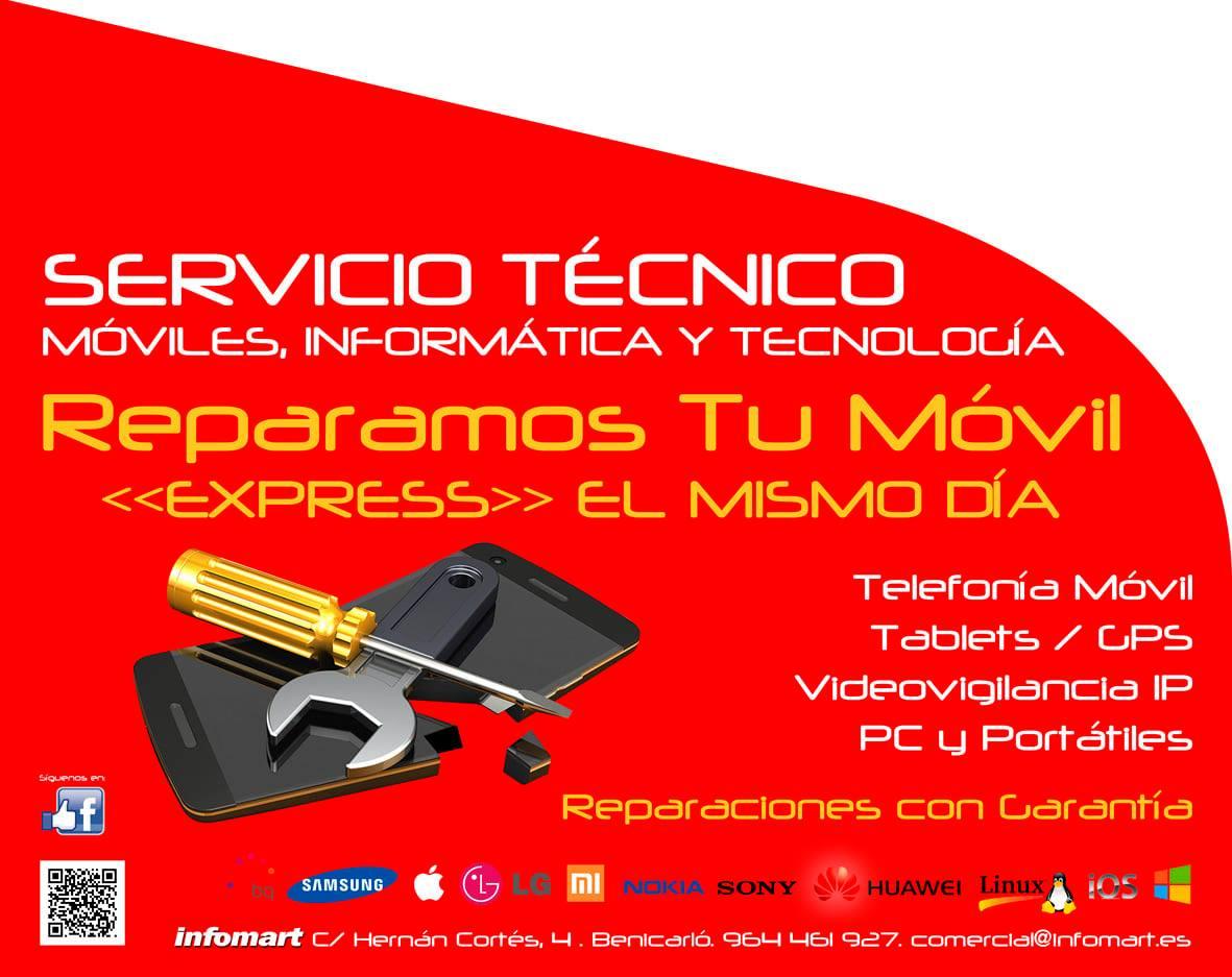 Infomart | Servicios informáticos